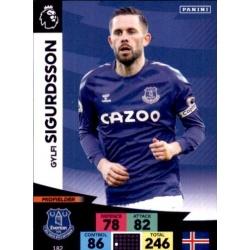 Gylfi Sigurdsson Everton 182