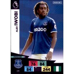 Alex Iwobi Everton 185