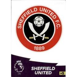 Club Badge Sheffield United 190