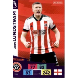 John Lundstram Sheffield United 200