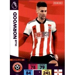 Ollie Norwood Sheffield United 201