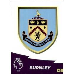 Club Badge Burnley 208