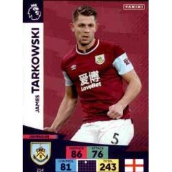 James Tartowski Burnley 214