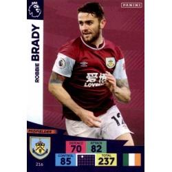 Robbie Brady Burnley 216