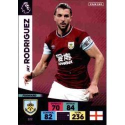 Jay Rodriguez Burnley 222