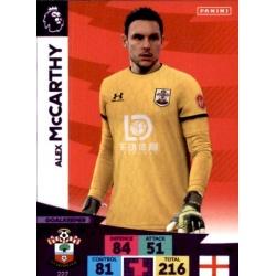Alex McCarthy Southampton 227