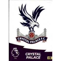 Club Badge Crystal Palace 244