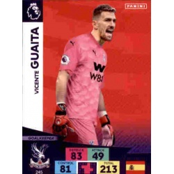 Vicente Guaita Crystal Palace 245