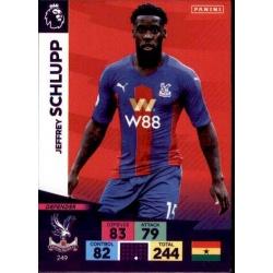 Jeffrey Schlupp Crystal Palace 249
