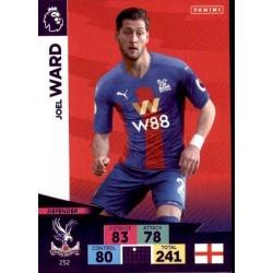 Joel Ward Crystal Palace 252