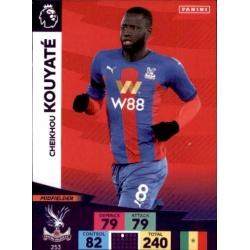 Cheikhou Kouyaté Crystal Palace 253