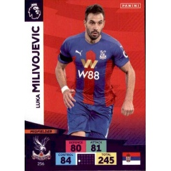 Luka Milivojevic Crystal Palace 256