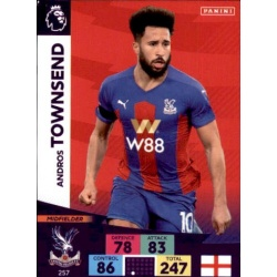 Andros Townsend Crystal Palace 257