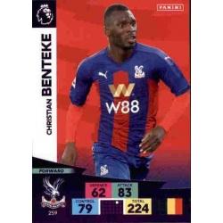 Christian Benteke Crystal Palace 259
