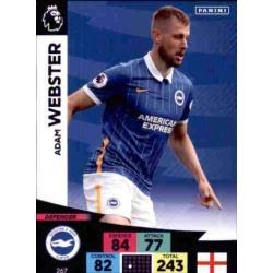 Adam Webster Brighton & Hove Albion 267