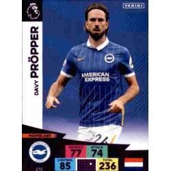 Davy Propper Brighton & Hove Albion 272