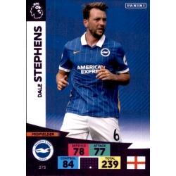 Dale Stephens Brighton & Hove Albion 273