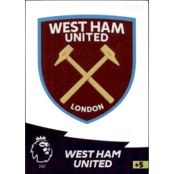 Club Badge West Ham United 280