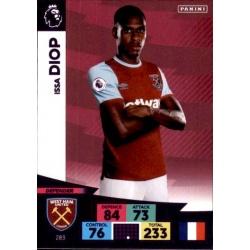 Issa Diop West Ham United 283