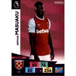 Arthur Masuaku West Ham United 285