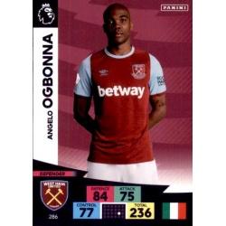 Angelo Ogbonna West Ham United 286