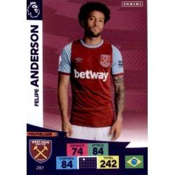 Felipe Anderson West Ham United 287