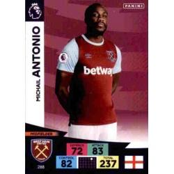 Michail Antonio West Ham United 288