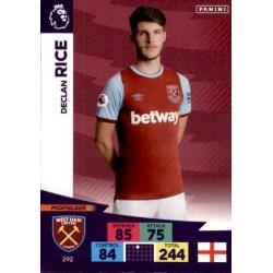Declan Rice West Ham United 292