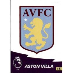Club Badge Aston Villa 298