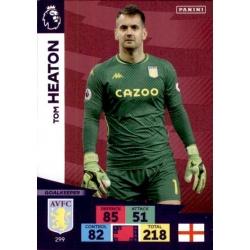 Tom Heaton Aston Villa 299