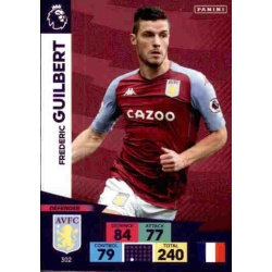 Frederick Guilbert Aston Villa 302