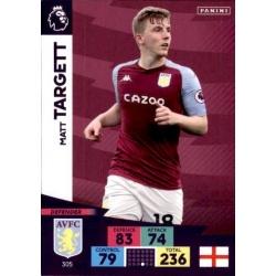 Matt Targett Aston Villa 305