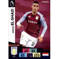 Anwar El Ghazi Aston Villa 306