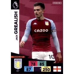 Jack Grealish Aston Villa 307
