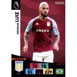 Douglas Luiz Aston Villa 309