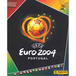 Colección Panini UEFA Euro Portugal 2004