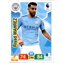 Riyad Mahrez Manchester City 191