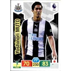 Yoshinori Muto Newcastle United 232
