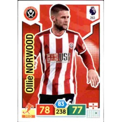 Oliver Norwood Sheffield United 263
