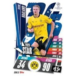 Erling Haaland Borussia Dortmund STAR13