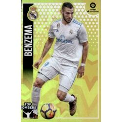 Benzema Top Bombers 5 Top Bombers 2018-19