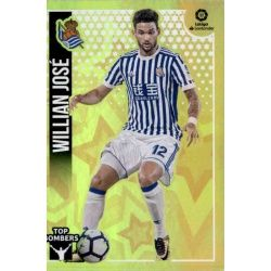 Willian José Top Bombers 26 Top Bombers 2018-19
