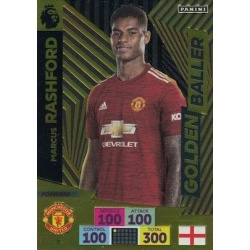Marcus Rashford Manchester United Rare 7