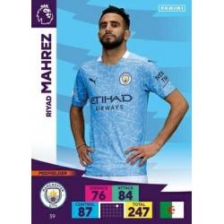 Riyad Mahrez Manchester City 39