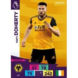 Matt Doherty Wolverhampton Wanderers 140
