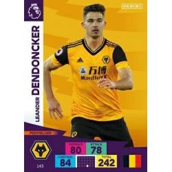 Leander Dendoncker Wolverhampton Wanderers 143