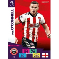 Jack O'Connell Sheffield United 195