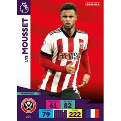 Lys Mousset Sheffield United 205