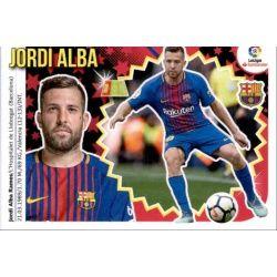 Jordi Alba Barcelona 7A