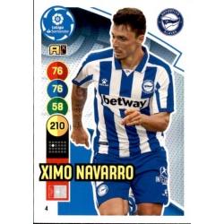 Ximo Navarro Alavés 4